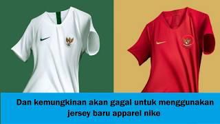 Jersey timnas Indonesia U 23 di Asian Games besok