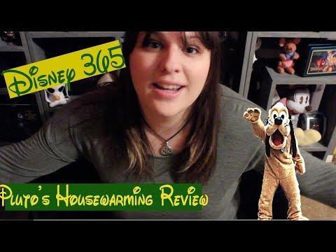 PLUTO'S HOUSEWARMING (A PLUTO SHORT)    A Disney 365 Review
