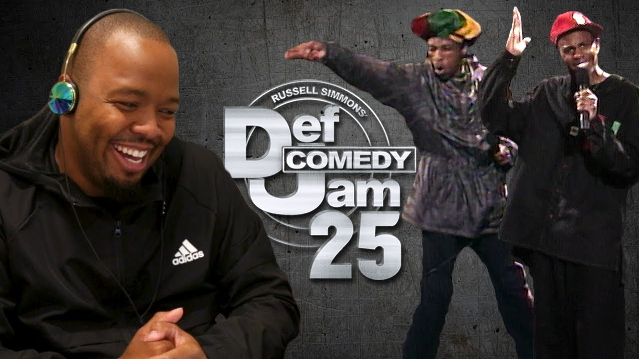 Def Comedy Jam 25 | SquADD Reaction Video