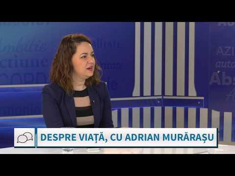 Dialog - Despre viață cu Adrian Murărașu - Bianca Ionescu și Laszlo Barna