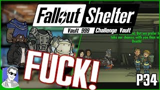 Fallout Shelter Vault 999 The End Of The War