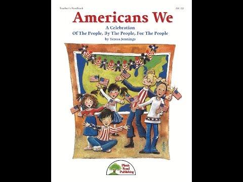 Americans We - MusicK8.com Patriotic Revue