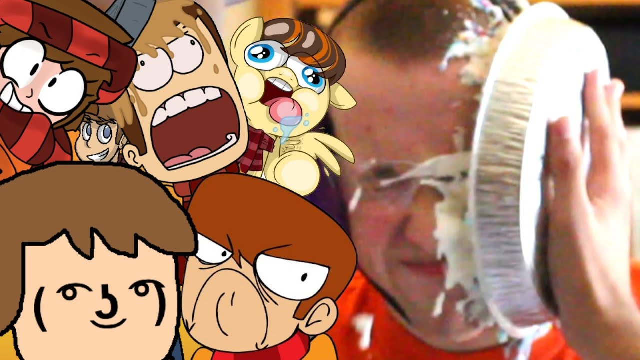 Whipped Cream Pie Palooza (One Million Subscriber Video)