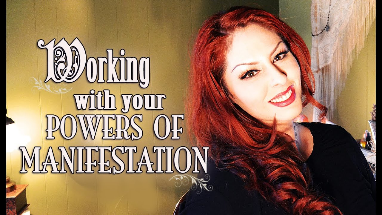 Working with your Manifestation Power ~ The White Witch Parlour