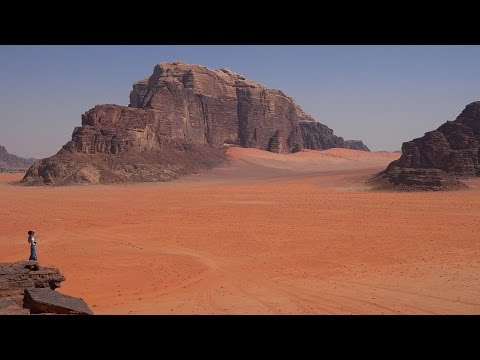 Wadi Rum, Jordan in 4K Ultra HD