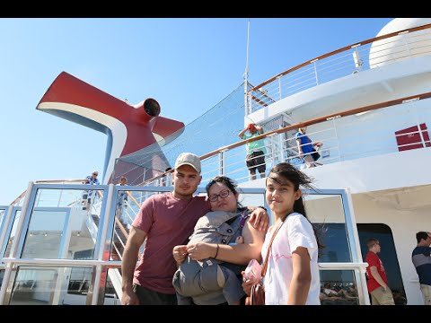 Our Trip to Cozumel Aboard Carnival Liberty 2016 Cruise