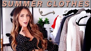The Clothing Store You NEED To Shop At This Summer!! | PRINCESS POLLY REVIEW