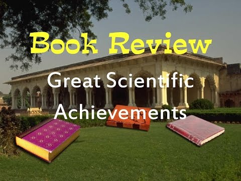 "Book Review of ""Great Scientific Achievements in the Twentieth Century"""