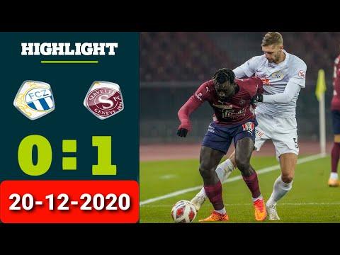 Zurich Servette Goals And Highlights