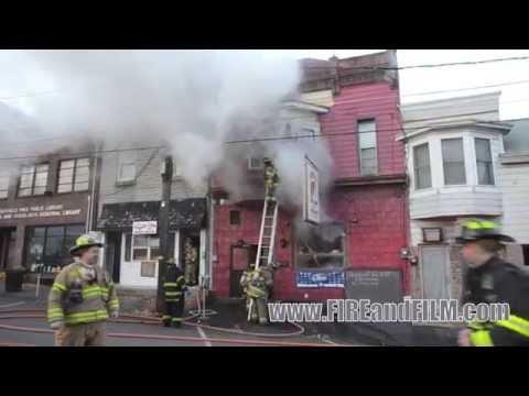 2nd Alarm Fire - Frackville, PA - 11/21/2014