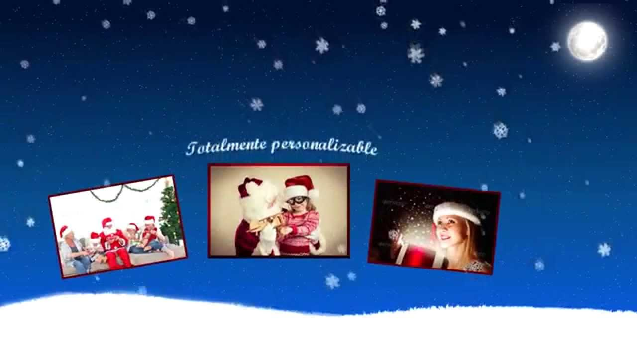 "free) sony vegas pro 12, 13 - template ""navidad"" - youtube, Powerpoint templates"