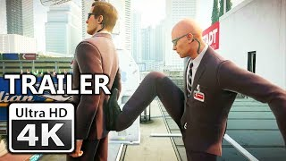 HITMAN 2 – How to Hitman 4K Gameplay Trailer