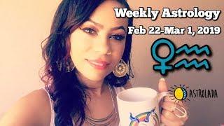 Weekly Horoscope for Feb 22-Mar 1, 2019 & Celebrity Coffee Talk!   Jussie Smollett