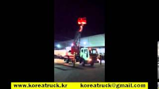 [KoreaTruck] Автовышка  sky 4570 .....(2013)([used Автовышка]...aerial lift chassis : DAEWOO 5 ton..... (12.2013) sky lift : Hansin sky 450 .....(12.2013) Max working hight : 45 m safty system & emergency ..., 2014-02-20T10:40:13.000Z)