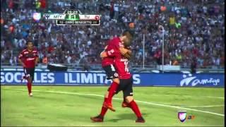 Monterrey vs Tijuana Xolos 1-1   Jornada 12   Liga Bancomer MX Apertura 20141