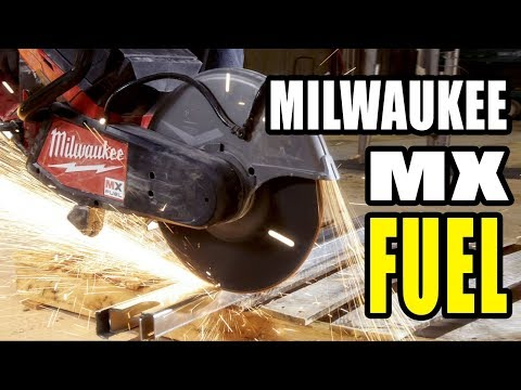 Milwaukee MX Fuel System | Cordless Light Equipment Tools For Contractors