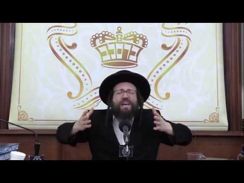 ר' יואל ראטה שיעור בלשה''ק - דרך חדשה - ג' אמור תשע''ט - R' Yoel Roth