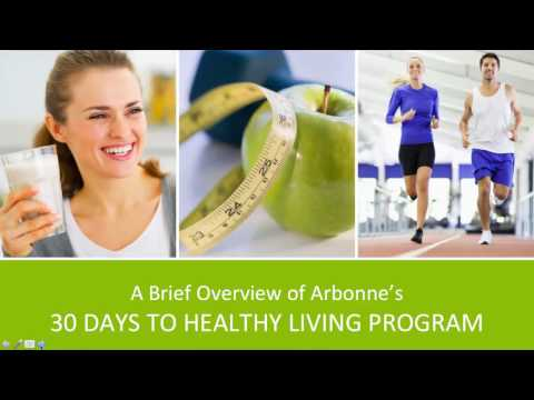 Overview 30 Days to Healthy Living--Dr Tanda Cook