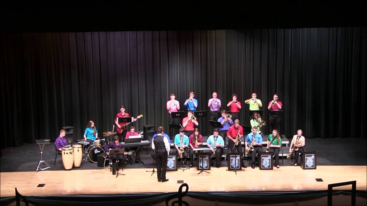Jensen Beach High School Band 2016 Spring Concert