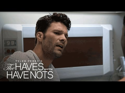 Wyatt Wakes Up After His Drug Overdose   Tyler Perry's The Haves and the Have Nots   OWN
