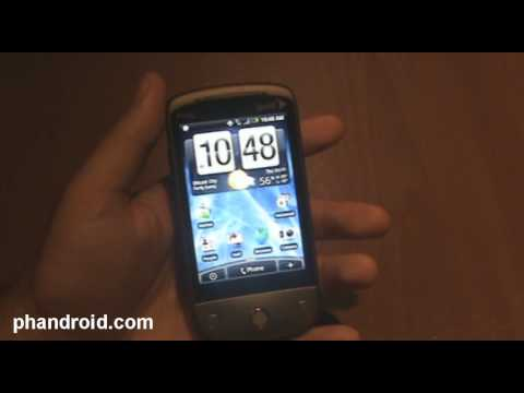 Sprint HTC Hero - Software Review