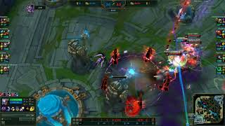 [League of Legends] - Well, that's a backdoor