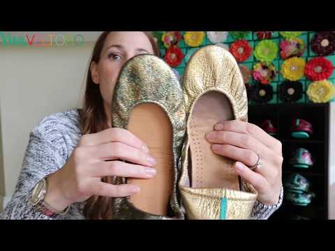 Tieks Shoes -  Side by Side Comparisons