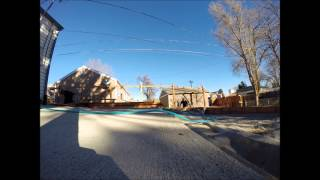Timelapse Of A Picket Fence Build.