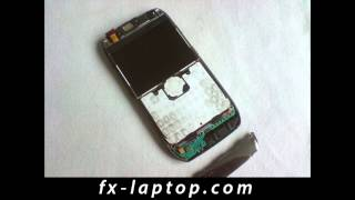 Disassembly Nokia E71 - Battery Glass Screen Replacement
