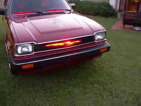 1981 Honda Civic - YouTube
