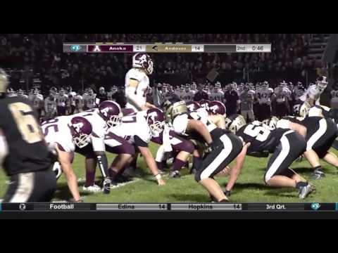 Anoka High School Football