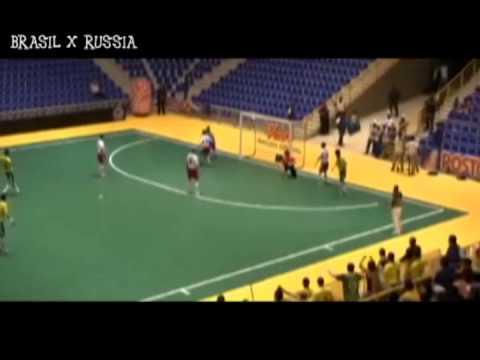 Seleção Brasileira de Futebol de Salão - AMF-CNFS CONFEDERAÇÃO NACIONAL DE  FUTEBOL DE SALÃO 7efbb3e94a89e
