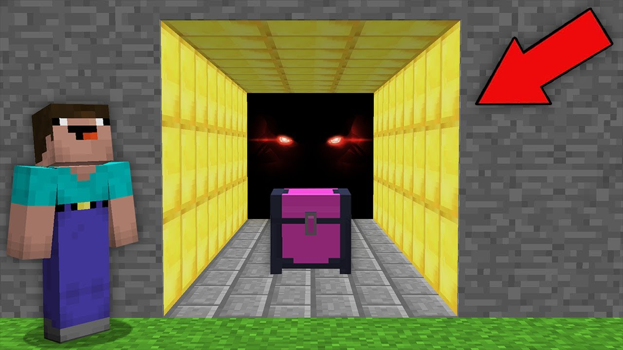 THIS PRECIOUS TUNNEL LEADS TO NEW CHEST BUT WHAT'S INSIDE? ! 100% TROLLING TRAP !