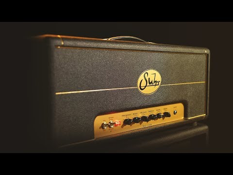 Muscular British Crunch. Introducing Suhr SE100 Guitar Amp for UAD