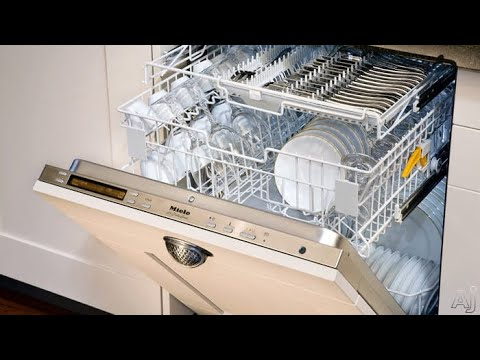Miele Dishwasher - Circulation Motor Repair — FIX IT YOURSELF AND SAVE $$$