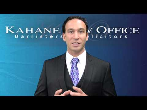 Eviction of Tenants for Non Payment of Rent by Kahane Law Office