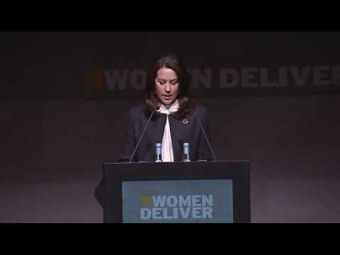 Opening Ceremony & Plenary at the Women Deliver 2016 Conference