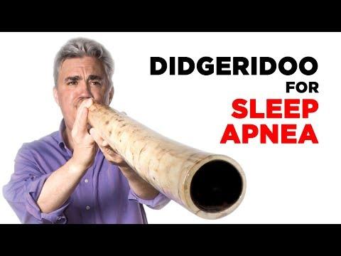 Testimonials from people who play the didgeridoo for sleep apnea