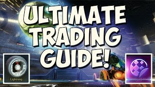 the ultimate rocket league trading guide method   best tips tricks to get whatever you want