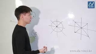 8 класс, 9 урок, Осевая и центральная симметрия