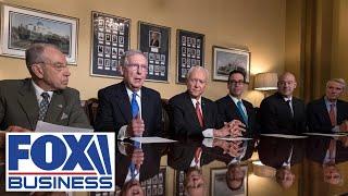 GOP Senate leadership holds press conference on coronavirus stimulus
