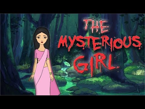 The Mysterious Girl - Animated Scary Story
