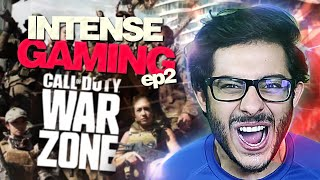 CALL OF DUTY WARZONE - INTENSE GAMING PT. 2 | NO PROMOTIONS