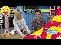 Soy Luna 2: Super Roller Challenge: Valentina vs Michael | Disney Channel Oficial