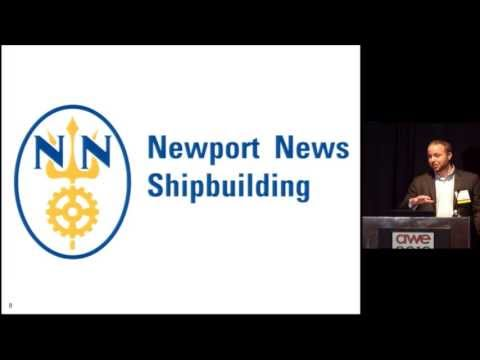 Paul Sells, Newport News Shipbuilding, Augmented Reality for Military and Government at AWE 2013