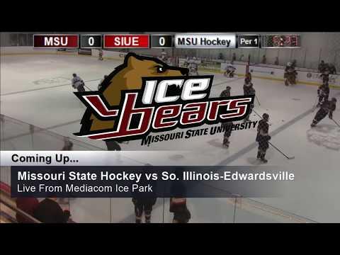 Missouri State vs So. Illinois - Edwardsville,  Game 1