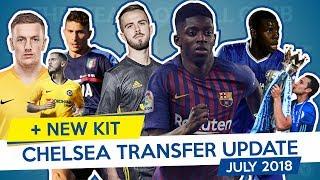 confirmed transfers summer 2018
