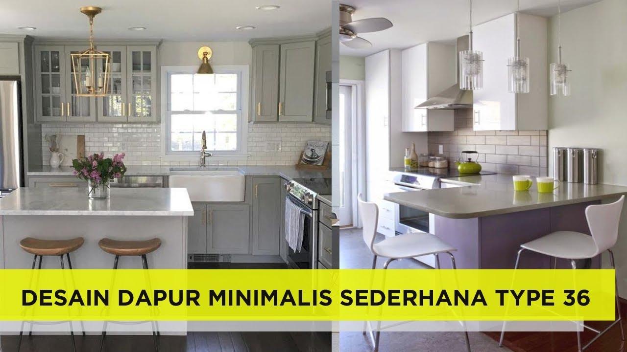 Desain Dapur Kecil Ukuran 2 M Desainrumahid