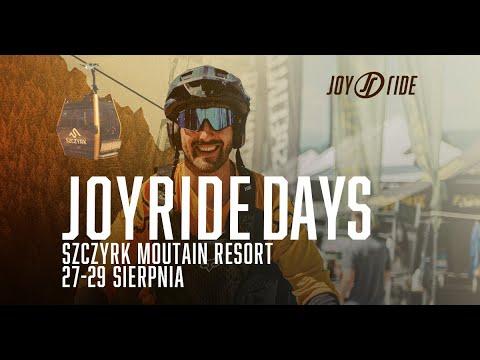 Joy Ride Days 2021 - Szczyrk 27-29 sierpnia