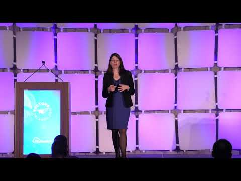 Amy Lind, from International Data Corporation (IDC), Gives Keynote at SkySwitch's Vectors 2019